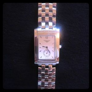 Longines authentic watch.